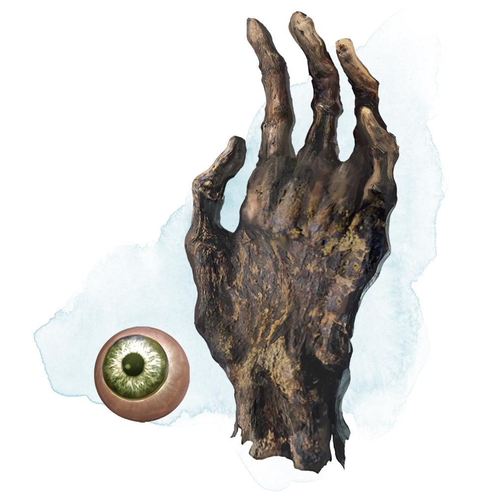 Magic Items for Dungeons & Dragons (D&D) Fifth Edition (5e
