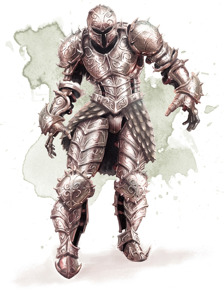 Animated Armor - Monsters - D&D Beyond