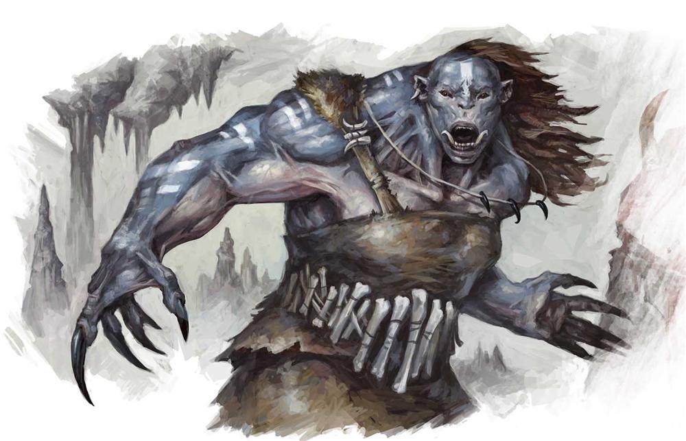d&d 5e werewolf monster manual